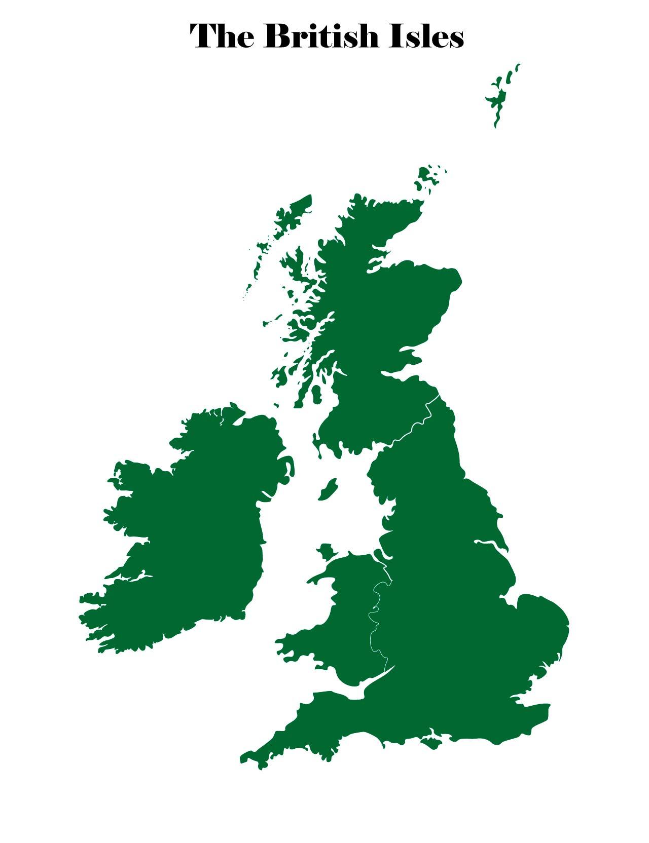 Англия и Великобритания разница