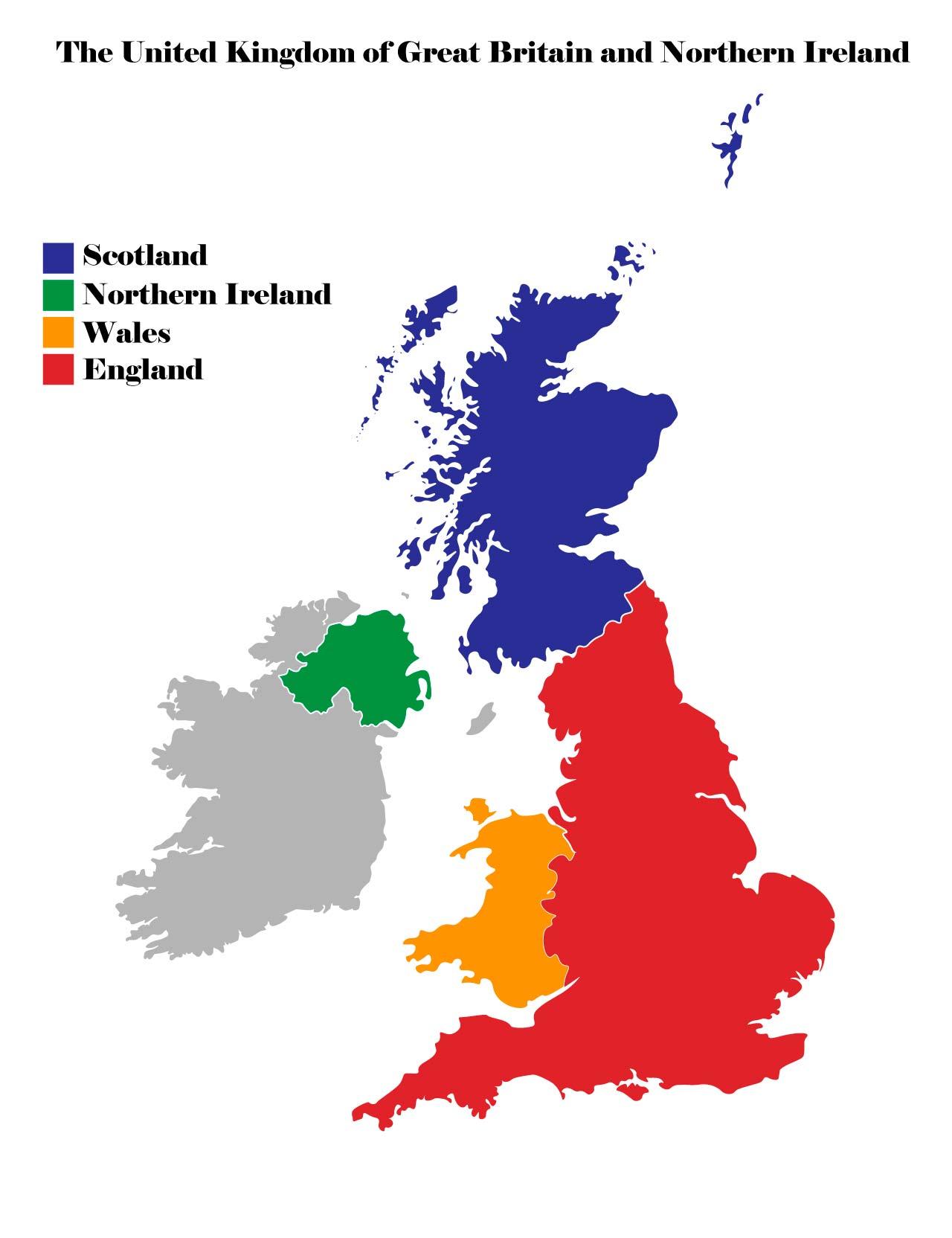 Англия и Великобритания - это одно и тоже или нет?
