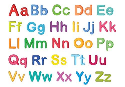 Английский алфавит в картинках по буквам. Продолжаем изучение