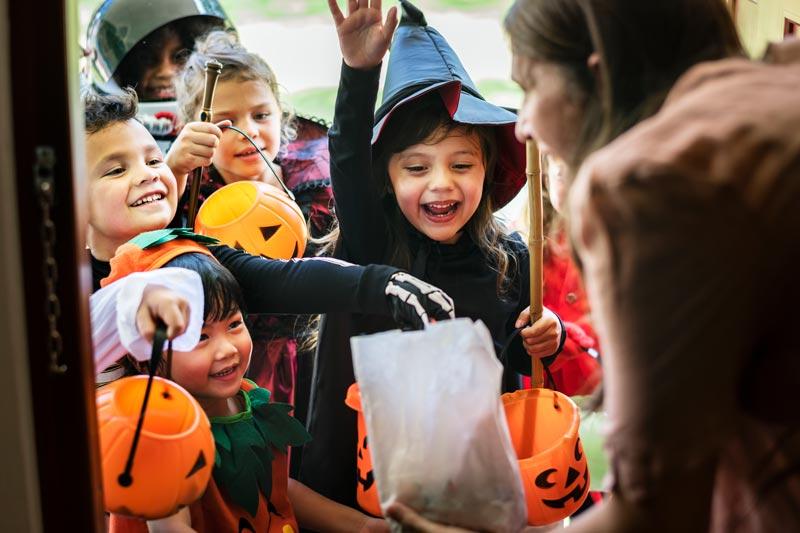 История праздника и традиции Хэллоуин