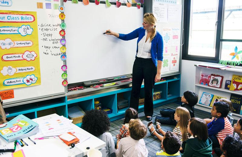 Дошкольная образовательная система в Великобритании