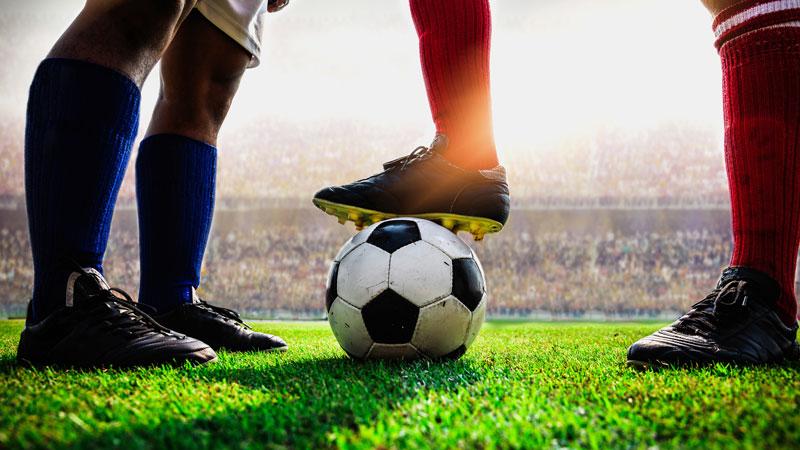 Слова на тему спорт на английском языке