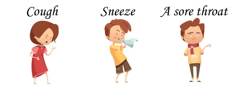 Слова на тему здоровье на английском