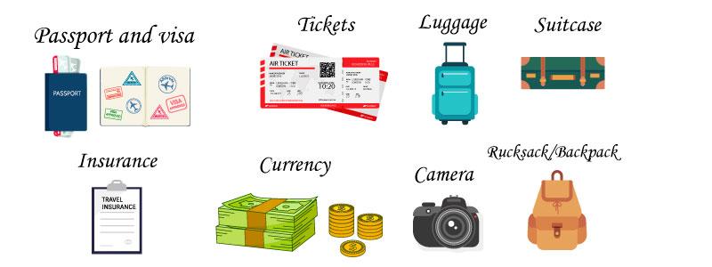 Слова на тему отпуск на английском