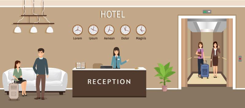 Тема отель на английском