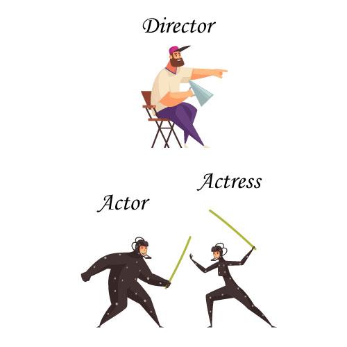 Слова на тему кино на английском
