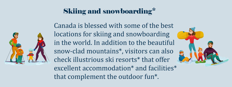 Зимние развлечения на английском