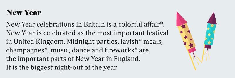 Слова на тему Рождество и Новый год на английском